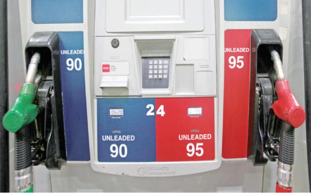 مضخة بنزين تحوي صنفي أوكتان 90 و95 - (أرشيفية)
