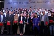 تكريم الطلبة الفائزين بمبادرة كل