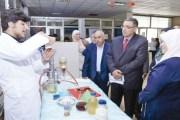 معرض مسابقة علماء المستقبل 2017 في الجامعة الأردنية