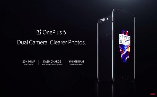 رسمياً.. ون بلس تكشف عن هاتف OnePlus 5