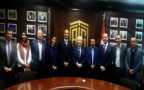 لجنة الشباب في ملتقى طلال أبوغزالة المعرفي تباشر عملها