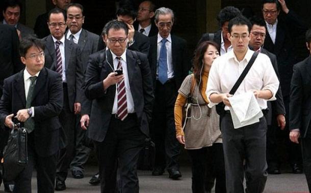 عدد اليابانيين في الأول من يناير بلغ بحوالي 125 مليونا- (أرشيفية)