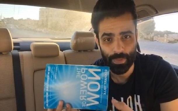 طارق عبده : شاب أردني يطوّع خدمة