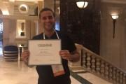 الريادي الأردني زيد حسبان ينضم لمنظمة إنديفر العالمية
