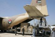 15 طنا مساعدات أردنية إلى اليمن