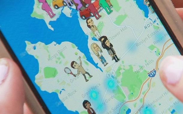 سنابشات يثير مخاوف الخصوصية بسبب ميزة Snap Map