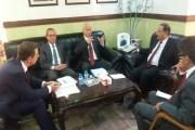 رئيس مجلس إدارة مجموعة أورانج للشرق الأوسط وإفريقيا  يزرو هيئة تنظيم قطاع الاتصالات