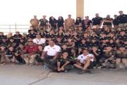 تحدي وإثارة وشجاعة ....... المعسكر التدريبي لرياديي (YES JO) في (KASOTC)- صور