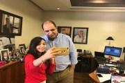 الهناندة : جود المبيضين ستكون سفيرة الثقافة لمجتمع الرياديين الصغار