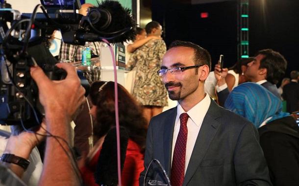 الأردني ميمون يحصد جائزة عالمية كأفضل مخترع في مضمار الطاقة- صور