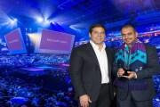 """ STS "" تحصد جائزة أفضل شريك أعمال لشركة مايكروسوفت في الأردن للسنة الثانية"