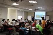 مختبر الألعاب الإلكترونية.....صيف مزدحم بدورات مجانية أفادت 215 طفلاً أردنيا- صور