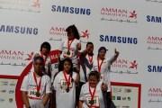 الجمعية الأردنية للماراثونات تدعم جمعيات ذوي الاحتياجات الخاصة
