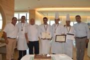 فندق ومنتجع هيلتون البحر الميّت يفوز بخمس جوائز في هوريكا الأردن 2017