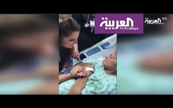ممرضة تغني لمريضة السرطان على فراش الموت- فيديو يحصد ملايين المشاهدات