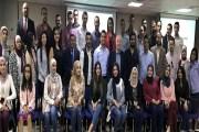 مجموعة طلال أبوغزاله تستضيف طلاب الماجستير في جامعة مؤتة