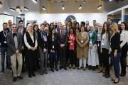 الملك يزور مقر شركة إكسبيديا العالمية في عمان