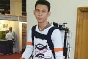 طالب مصري يبتكر روبوتا لمساعدة المعاقين على الحركة