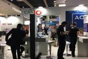 حراك لافت للجناح الاردني في اول ايام المؤتمر العالمي للاتصالات في برشلونة - بالصور