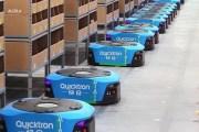 نظرة على مخازن علي بابا الذكيّة التي تُدار بواسطة الروبوتات