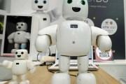 روبوت ذكي يميّز الاشخاص ويطلعهم بآخر الأخبار