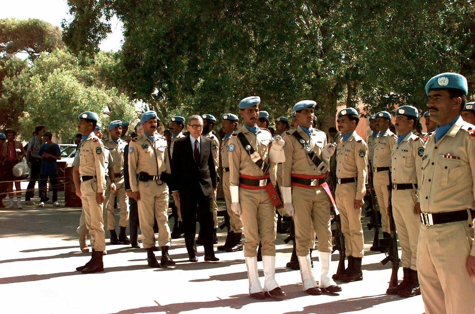 El conflicto de Cachemira