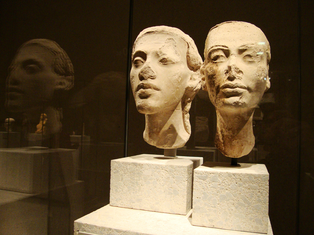 Akenatón, el faraón revolucionario