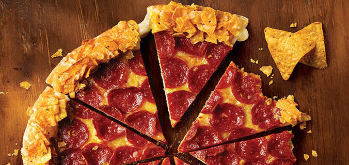 Doritos Pizza Launch