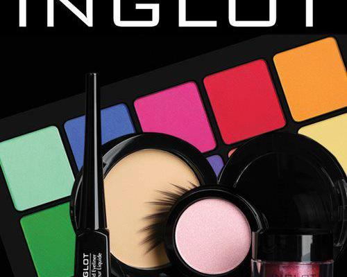 Inglot Cosmetics in Pakistan