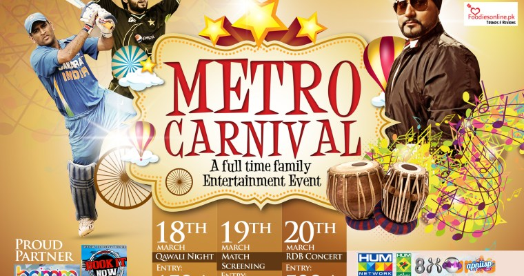 Gear up for Metro Safari Carnival