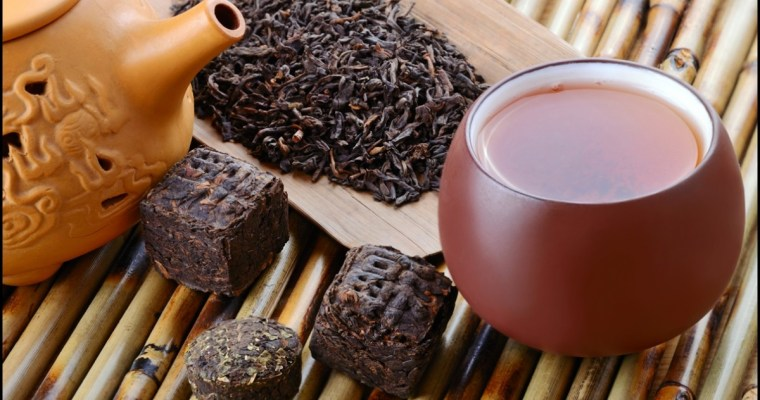 10 types of exquisite Tea around the world!