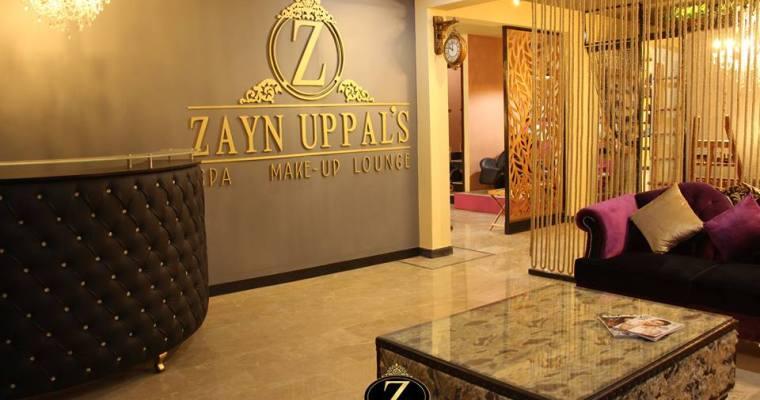 Zayn Uppal Salon and Spa Review