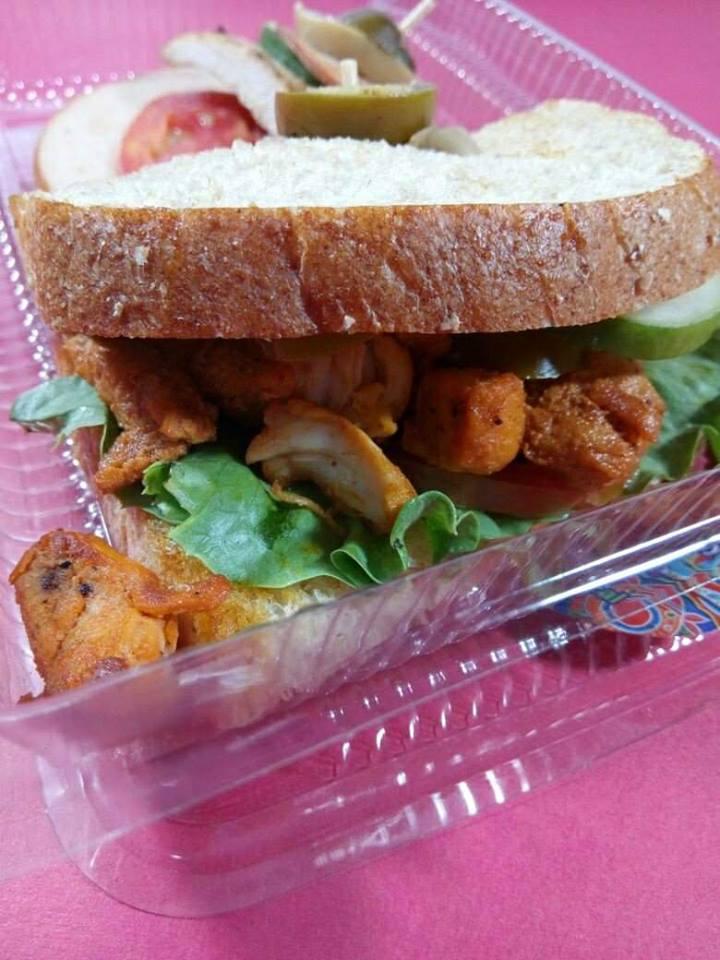 Chicken-Fajita-Sandwich-The-smart-meal-Hina-Ilyas-Hashtagged