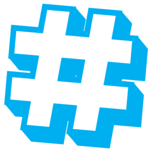Hashtags are great for increasing the reach of your social media posts, but make sure you research hashtags BEFORE using them.
