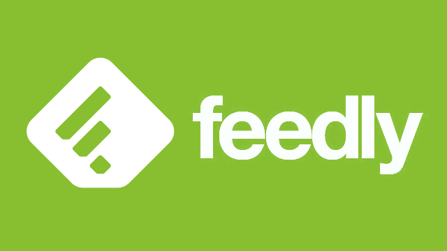 Feedly is a great tool to help you find content for your brand.