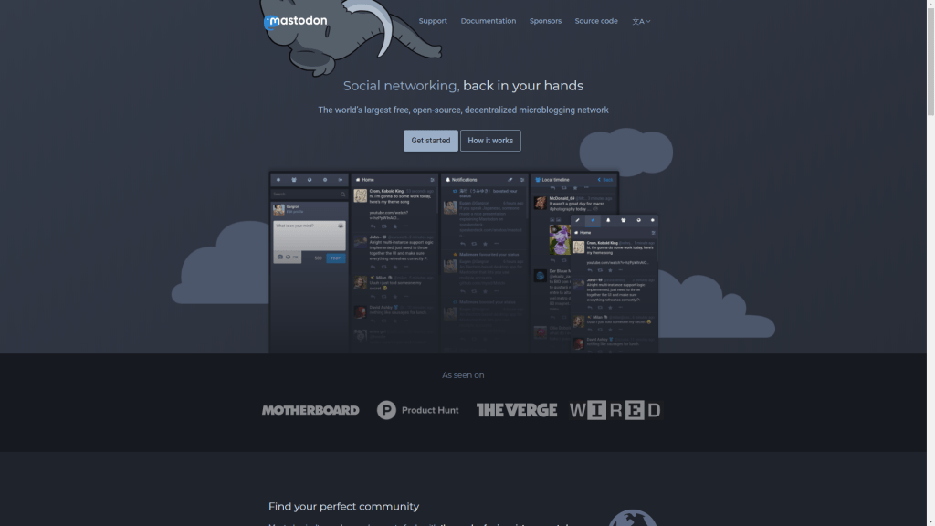 Mastodon is a social media network that launched in April 2017 and claims to take on Twitter.