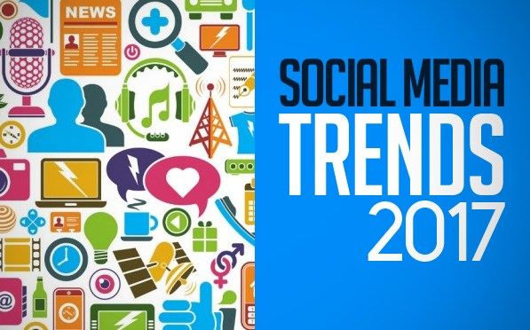 5 Social Media Trends That Will Dominate 2017