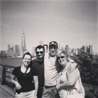 Our NJ Family at Liberty State Park