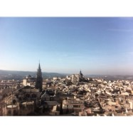 The view over Toledo