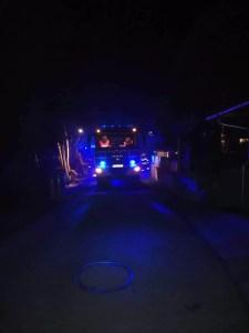 Požár - Saze v komíně