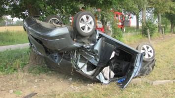 Dopravní nehoda 19.7 2017