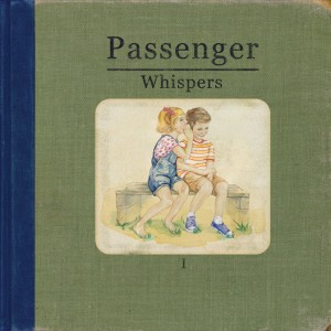 Album cover of Whispers by Passenger