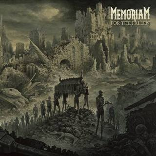 News Added Jan 13, 2017 Memoriam unveil more details on debut album »For The Fallen« + first single 'Reduced To Zero' and pre-order launched! The secret has been lifted! Old school death metallers, MEMORIAM, are set to unleash their debut album, »For The Fallen«, on March 24th, 2017. It will contain 8 tracks, incl. 'War […]