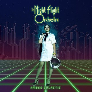 """News Added Mar 23, 2017 The Night Flight Orchestra (Soilwork, Arch Enemy, etc.) have announced a May 19th release date through Nuclear Blast for their new album, """"Amber Galactic"""". Frontman Björn """"Speed"""" Strid (also of Soilwork) commented: """"'Amber Galactic' was made during late nights and way too early mornings, when sometimes, in the corner of […]"""