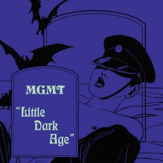 """News Added May 07, 2017 Iconic psych pop duo MGMT has announced the title of their upcoming fourth album. It will be called """"Little Dark Age"""". This news comes after months of teasers and livestreams from their home studio. This album is also their first to not be released in a 3 year interval, as […]"""
