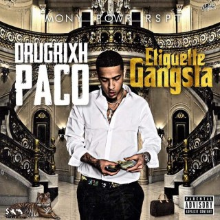"""News Added Oct 03, 2017 """"Etiquette Gangsta"""" is a new retail mixtape from Atlanta rapper Drugrixh Paco, which will be released on October 17th, 2017, featuring fellow Drugrixh rappers Hect, Peso, and Scarfo. Submitted By RTJ Source itunes.apple.com Track list: Added Oct 03, 2017 1. Free Hect (feat. Drugrixh Hect) 2. Off the Shits 3. […]"""