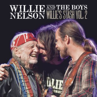 "News Added Oct 07, 2017 Willie Nelson is back again, ""Willie and the Boys: Willie's Stash, Vol. 2"" will be released on October 20th, 2017, through Sony Music Entertainment. Submitted By RTJ Source itunes.apple.com Track list: Added Oct 07, 2017 1. Move It On Over 2. Mind Your Own Business 3. Healing Hands of Time […]"