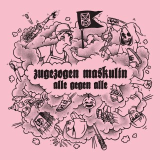 """News Added Oct 14, 2017 Zugezogen Maskulin are releasing their second album """"Alle gegen Alle"""" (English: Everyone vs. Everyone) on October 20, 2017. They announced the new album on Twitter. The title could be an illusion to the 1983 album of the same name by German punk band Slime. Producer Silkersoft who worked on their […]"""