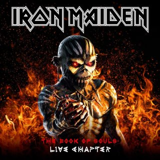 News Added Oct 18, 2017 TWO YEARS IN THE MAKING, IRON MAIDEN LIVE ALBUMTO BE RELEASED ON NOVEMBER 17TH Warner Music will release IRON MAIDEN's 'The Book Of Souls: Live Chapter' on November 17th worldwide [through BMG in the USA]. This live recording comprises15 songs captured during 'The Book Of Souls World Tour', which covered […]