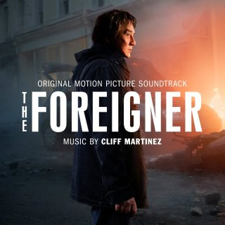 "News Added Oct 09, 2017 This month Sony Classical will release an official soundtrack album of American composer Cliff Martinez's scoring of the film ""The Foreigner"". Submitted By RTJ Source amazon.com Track list: Added Oct 09, 2017 1. Landscape Gardener   2. Spit It Out   3. Wired to Blow   4. He Jumped Off […]"